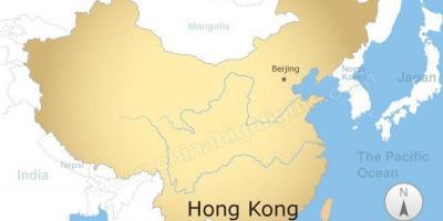 Cartina Hong Kong.Hong Kong Mappa Mappe Di Hong Kong Cina